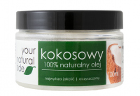 Your Natural Side - 100% Natural Coconut Oil - Refined - 100 ml