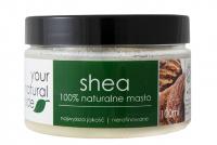Your Natural Side - 100% naturalne masło shea - Nierafinowane - 100 ml