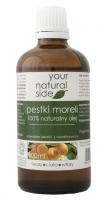 Your Natural Side - 100% naturalny olej z pestek moreli - 100 ml