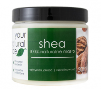 Your Natural Side - 100% Natural Shea Butter - Unrefined - 200 ml