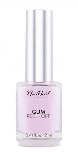 NeoNail - GUM PEEL-OFF - Guma ochronna do skórek