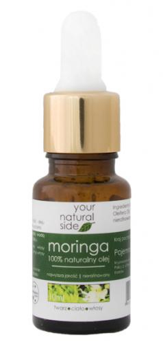 Your Natural Side - 100% naturalny olej moringa - 10 ml