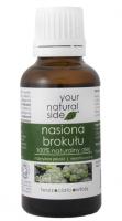 Your Natural Side - 100% naturalny olej z nasion brokułu - 30 ml
