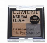 Lumene - Natural Code - Potrójne Cienie do Powiek-2