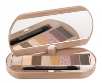 Bourjois - EYE CATCHING - NUDE PALETTE - Paleta cieni do powiek