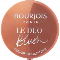Bourjois - LE DUO Blush - Róż do policzków