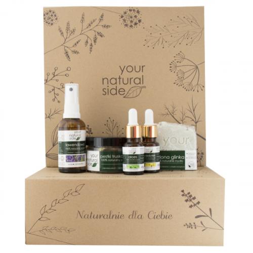Your Natural Side - Zestaw kosmetyków - Oczyszczenie & Łagodzenie