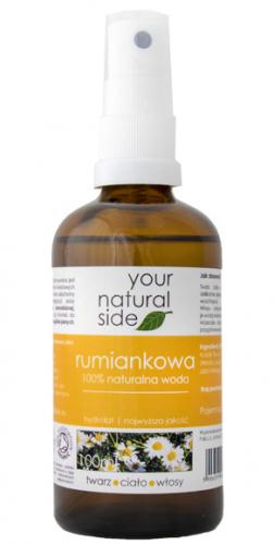 Your Natural Side - 100% naturalna woda rumiankowa - 100 ml - Spray