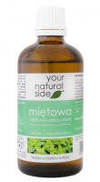 Your Natural Side - 100% Natural Peppermint Water - 100 ml
