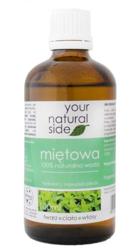 Your Natural Side - 100% naturalna woda z mięty pieprzowej - 100 ml