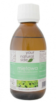 Your Natural Side - 100% Natural Peppermint Water - 200 ml