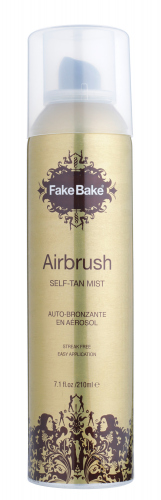 Fake Bake - Airbrush - INSTANT SELF-TAN - MEDIUM - Samoopalacz w Sprayu