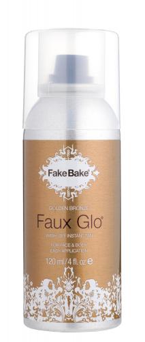 Fake Bake - Faux Glo - LUXURIOUS GOLDEN BRONZE - Spray Brązujący