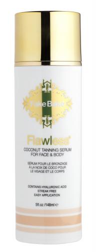 Fake Bake - Flawless Coconut Tanning Serum For Face & Body - MEDIUM - Kokosowe Serum Opalające do Twarzy i Ciała