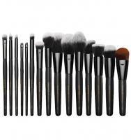 LancrOne - SUNSHADE MINERALS - Set of 15 make-up brushes - SM1518