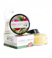 Your Natural Side - Maska-serum całonocne do ust