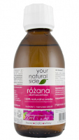 Your Natural Side - 100% Natural Damascene Rose Water - 200 ml