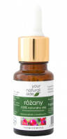 Your Natural Side - 100% Natural Rose Oil - 10 ml