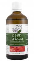 Your Natural Side - 100% naturalny olej z pestek arbuza - 100 ml