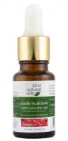 Your Natural Side - 100% naturalny olej z pestek truskawek - 10 ml