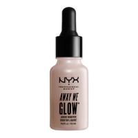NYX Professional Makeup - AWAY WE GLOW - LIQUID BOOSTER - Rozświetlacz w płynie - 02 - 02