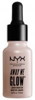 NYX Professional Makeup - AWAY WE GLOW - LIQUID BOOSTER - Rozświetlacz w płynie