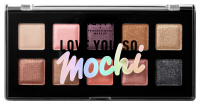 NYX Professional Makeup - LOVE YOU SO MOCHI - SLEEK AND CHIC - Paleta 10 cieni do powiek