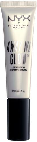 NYX Professional Makeup - AWAY WE GLOW - STROBING CREAM - Krem do strobingu