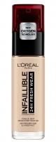 L'Oréal - INFALLIBLE - 24H FRESH WEAR - Podkład do twarzy - 120 - VANILLA - 120 - VANILLA