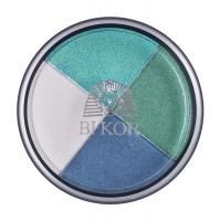 Bikor - Set of 4 eyeshadows - 16 - 16