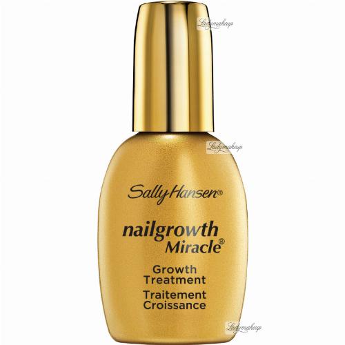 Sally Hansen - NAILGROWTH MIRACLE - Odżywka wzmacniająca i przyspieszająca wzrost paznokci - Z45103