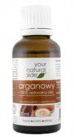 Your Natural Side - 100% Natural Argan Oil - 30 ml