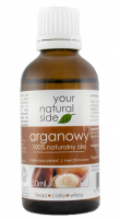 Your Natural Side - 100 % naturalny olej arganowy - 50 ml