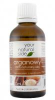 Your Natural Side - 100% Natural Argan Oil - 50 ml