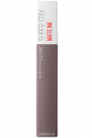 MAYBELLINE - SUPER STAY - MATTE INK - Matowa pomadka w płynie - 90 - HUNTRESS - 90 - HUNTRESS