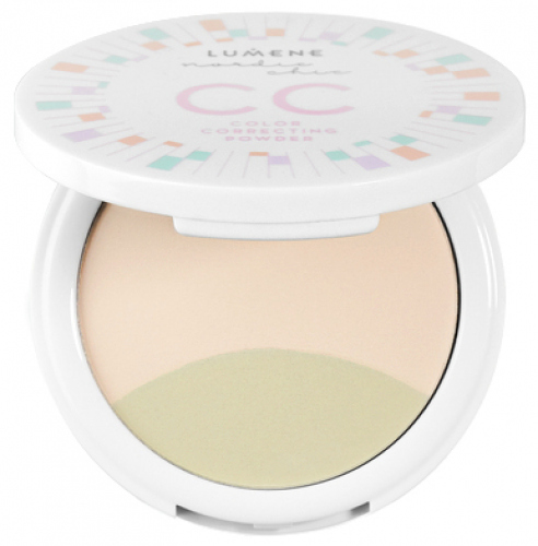 LUMENE - NORDIC CHIC - COLOR CORRECTING POWDER