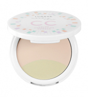 LUMENE - NORDIC CHIC - COLOR CORRECTING POWDER - 2 - 2
