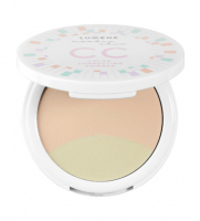 LUMENE - NORDIC CHIC - COLOR CORRECTING POWDER - 3 - 3
