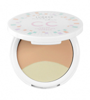 LUMENE - NORDIC CHIC - COLOR CORRECTING POWDER - 4 - 4