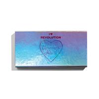 I Heart Revolution - UNICORN'S HEART - EYESHADOW PALETTE - Paleta 12 cieni do powiek