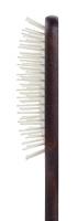 GORGOL - Pneumatyczna szczotka do włosów - Ciemne drewno - 15 35 590