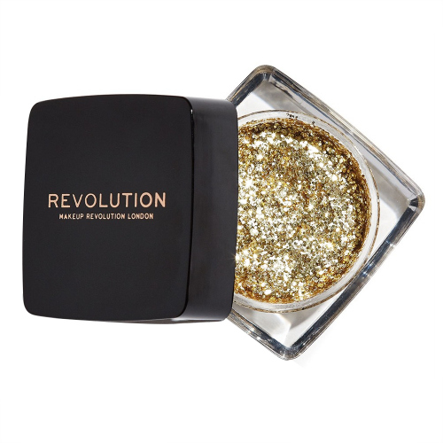 MAKEUP REVOLUTION - GLITTER PASTE POWDER