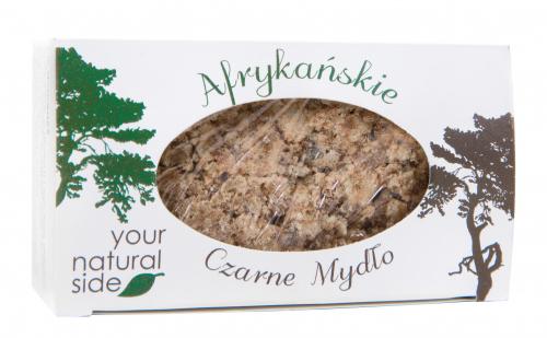 Your Natural Side - Afrykańskie Czarne Mydło