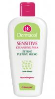 Dermacol - SENSITIVE CLEANSING MILK - Oczyszczające mleczko dla cery wrażliwej