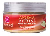Dermacol - AROMA RITUAL EMBRANCING BODY SCRUB - Apple&Cinnamon - Scrub do ciała o zapachu jabłek i cynamonu