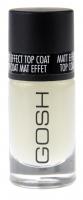 GOSH - NAIL LACQUER - Mattifying hardener for varnish