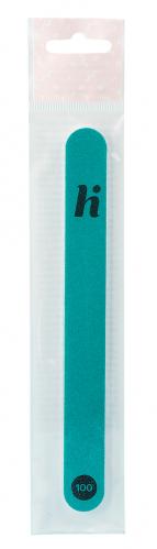 Hi Hybrid - NAIL FILE - Dwustronny pilnik prosty do paznokci - 100