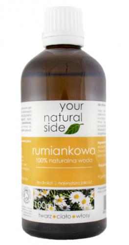 Your Natural Side - 100% naturalna woda rumiankowa - 100 ml
