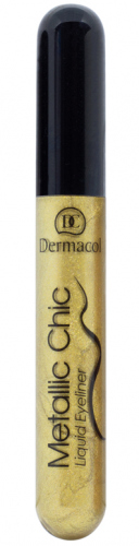 Dermacol - Metallic Chic - Liquid Eyeliner