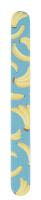 MELKIOR - 2 WAY NAIL FILE - Dwustronny prosty pilnik do paznokci - 180/240